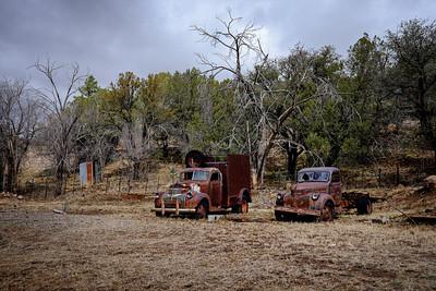 Martinez Ranch Road 2014/03/02