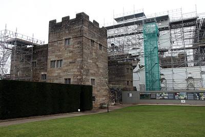 2016 01 17 Castle Drogo, Devon