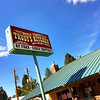 Pie stop, Idaho City