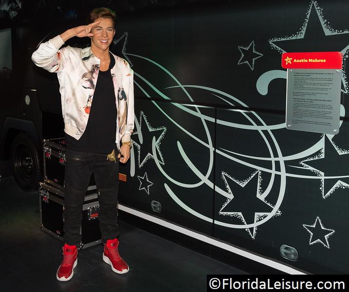 Madame Tussauds Orlando, Orlando, 19th January 2017 (Photographer: Nigel G Worrall)