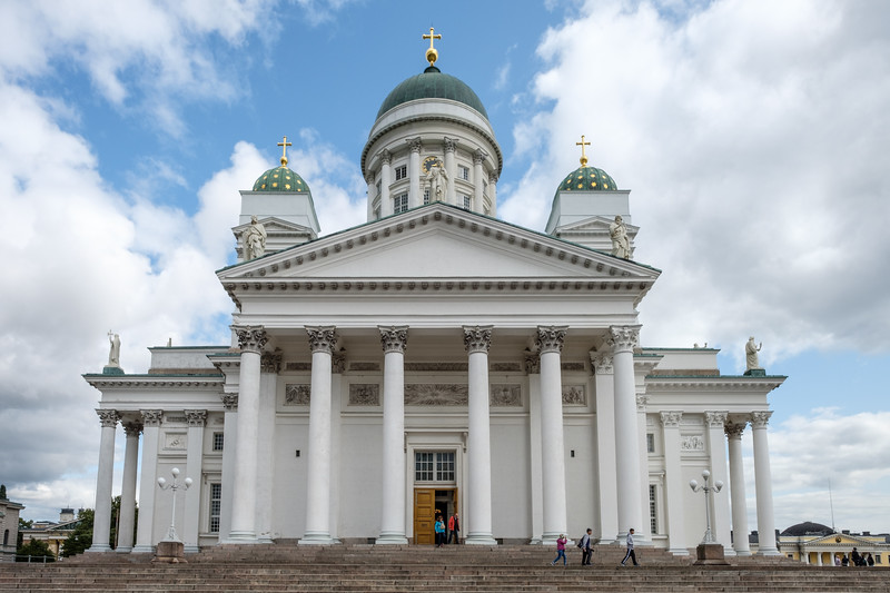 Helsinki Cathedral - Lutheran
