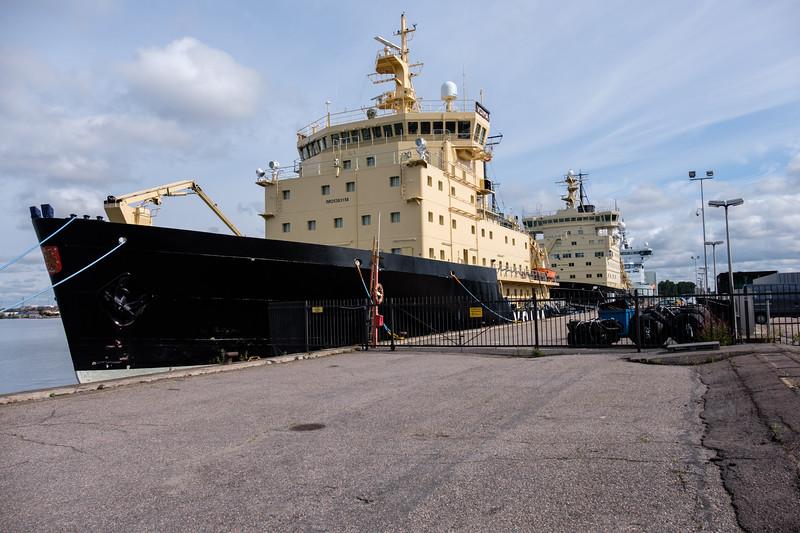 Finland Icebreakers