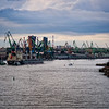 Klaipeda,  Lithuania - foremost maritime port on Eastern Baltic