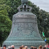 Tsar Bell - Cast in 1735 - Weight 445,000 lbs - 22' diameter, 20' high