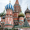 St Basil's Cathedral - built 1555-1561 by Ivan the Terrible.