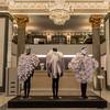 Lobby of Grand Hotel