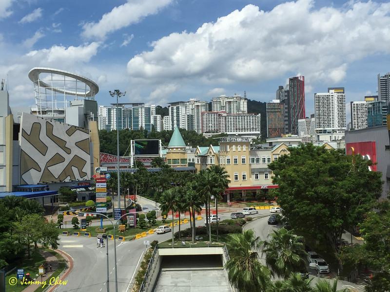 Cineleisure Mall and IPC.