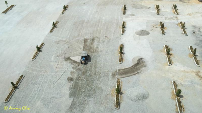 Looks like car park.