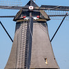 The blades on a windmill are around 100 ft from the top blade tip to bottom blade tip