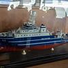 Tan Kah Kee model ship