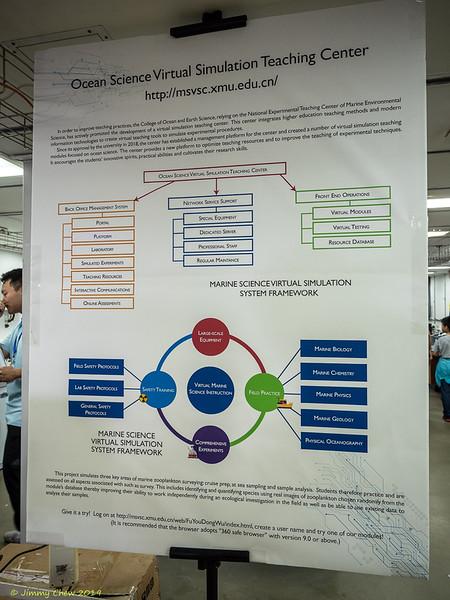 "Ocean Science Virtual Simulation Teaching Center <a href=""http://msvsc.xmu.edu.cn"">http://msvsc.xmu.edu.cn</a>"
