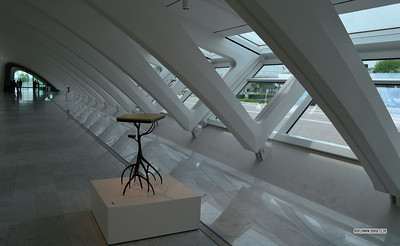 Calatrava Art Museum, Milwaukee Wisconsin