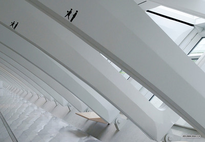 Calatrava Art Museum, Milwaukee Wisconsin.