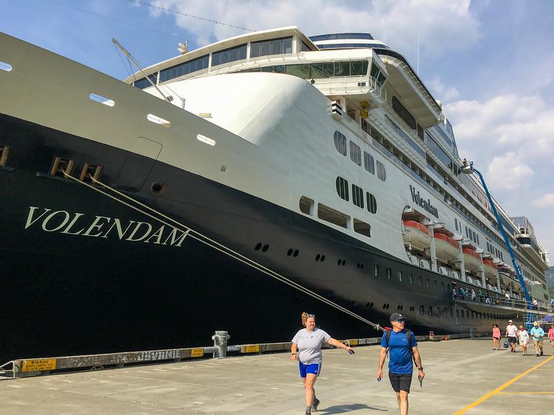 Our ship