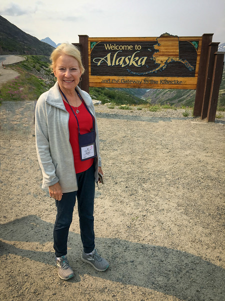 A dip back into Alaska
