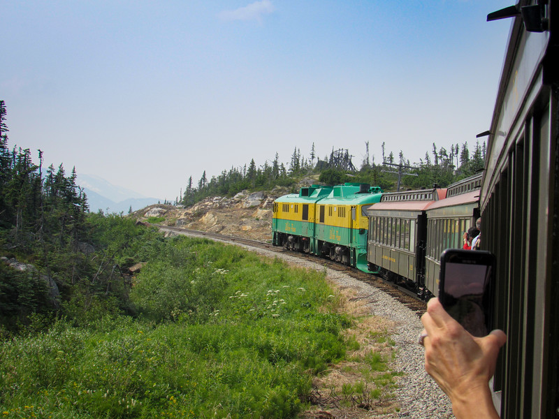 White Pass and Yukon Railroad