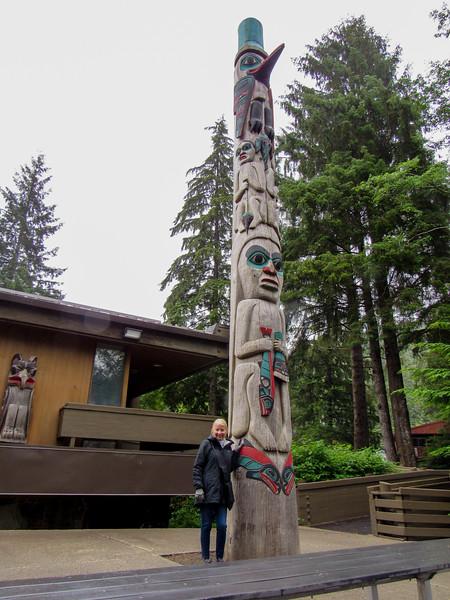 Totem heritage site