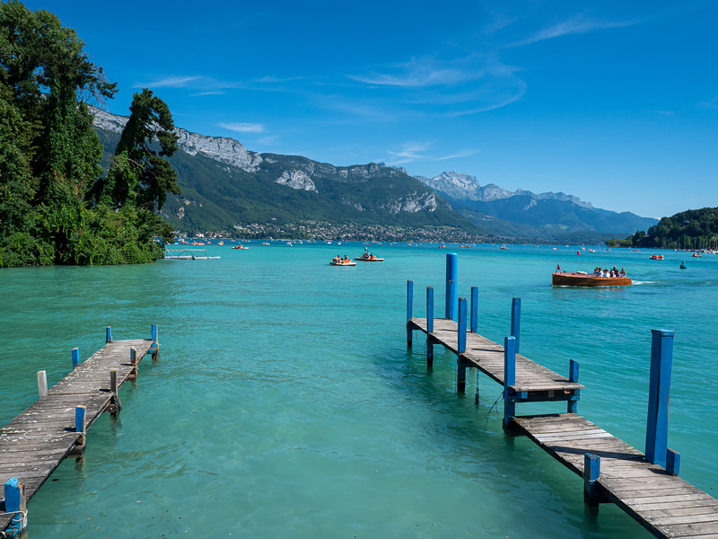Lac d'Annecy (Lake Annecy)