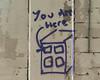 Helpful graffiti