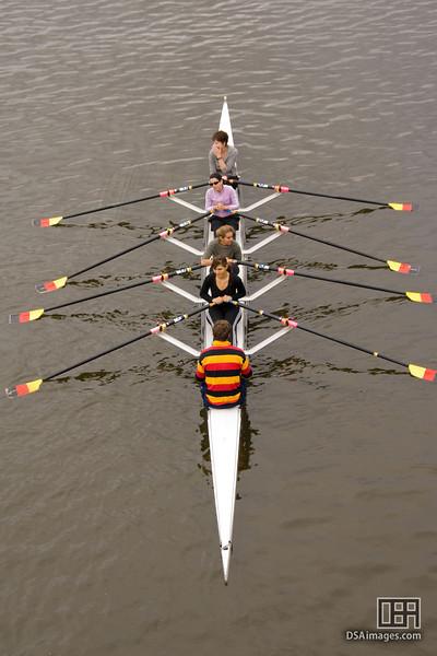 Adelaide University Rowing Crew