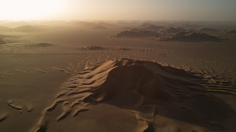 The Southern Empty Quarter