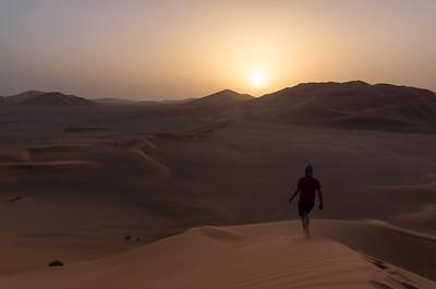 Dunesploring