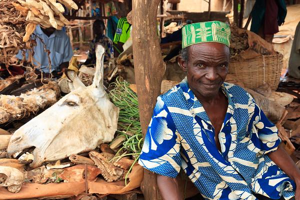 Click here to buy at Alamy. Keywords: Abomey Africa Benin Fetish Market Fetish Market MyID: 09AZa5279