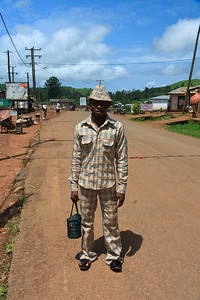 Click here to buy at Alamy. Keywords: Africa Cameroon Streets Wum Younger Men MyID: 09AZa6382