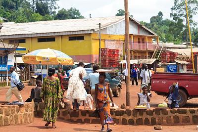 09AZb2452 Africa Balance Cameroon Fresh Fruit Kid Wum