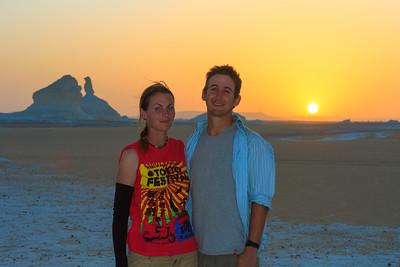 Click here to buy at Alamy. Keywords: Africa Egypt Lu Barnham West White Desert MyID: 09AZa11556