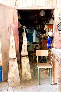 07MC382 Marrakesh Morocco StreetsWork Workshops