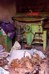 07MC363 Marrakesh Morocco Streets Work Workshops