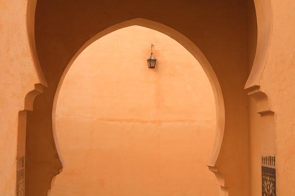 09AZa620 Africa Islam Meknes Morocco Tomb Moulay Ishmael