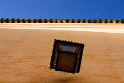 09AZa623 Africa Islam Meknes Morocco Tomb Moulay Ishmael