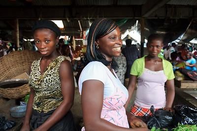 09AZa5391 Africa Calabar Cross River Nigeria Watt Market
