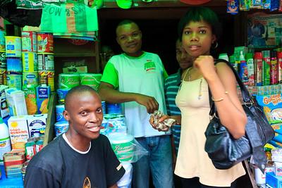 09AZa5334 Africa Calabar Cross River Nigeria Old Watt Market