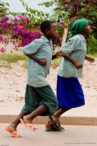 School's Out - Kigali, Rwanda