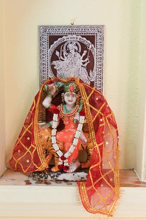 Click here to buy at Alamy. Keywords: 2009 Africa Art Colours Durban Durga Faiths Hindu MyID: 09AZa10420