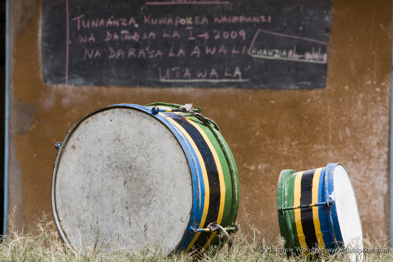 A different drum