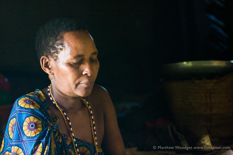 Masai Widow