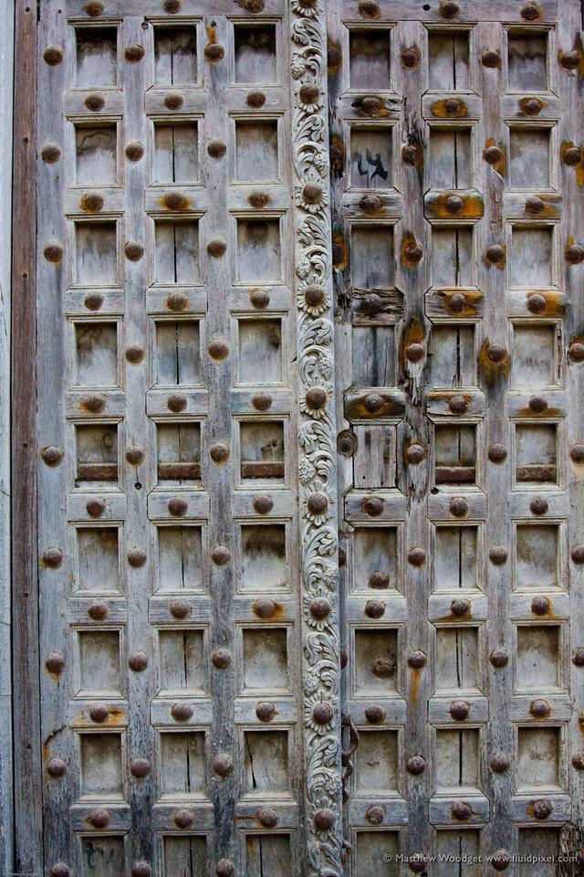 Many Famous Doors
