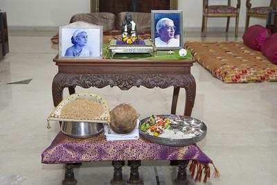 """Poorva """"Khola"""" ceremony"""