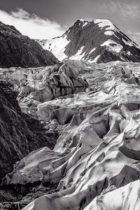 Glacier Skagway Alaska B&W Copyright 2021 Steve Leimberg UnSeenImages Com _Z2A7398 copy