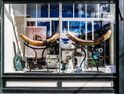 Mammoth Ivory Store Skagway Alaska Copyright 2021 Steve Leimberg UnSeenImages Com _DSC4572 copy