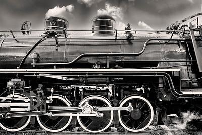Engine 73 B&W Copyright 2021 Steve Leimberg UnSeenImages Com _DSC4542 copy