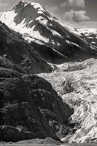 Glacier Alaska B&W Copyright 2021 Steve Leimberg UnSeenImages Com _Z2A7212 copy
