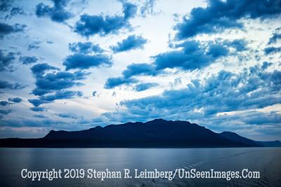 Approaching Glacier Bay - Copyright 2019 Steve Leimberg UnSeenImages Com L1230568