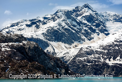 Snow on Mountain Top - Copyright 2019 Steve Leimberg UnSeenImages Com _DSF6261