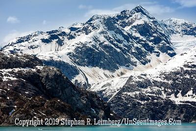 Snow on Mountain Top - Copyright 2019 Steve Leimberg UnSeenImages Com _DSF6261