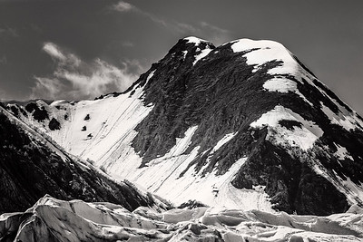 Mountain Top Skagway Alaska B&W Copyright 2021 Steve Leimberg UnSeenImages Com _Z2A7382 copy